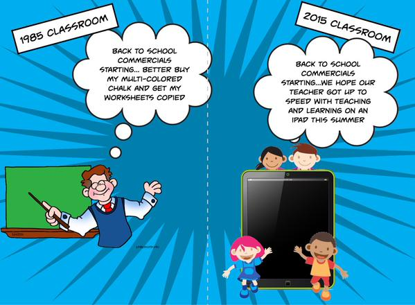 Comic Strips come to Book Creator!