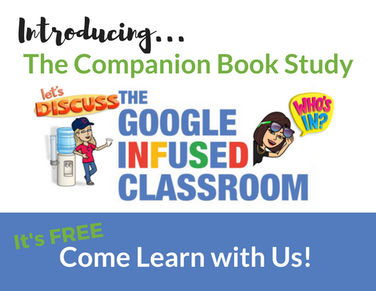 the google infused classroom free book study
